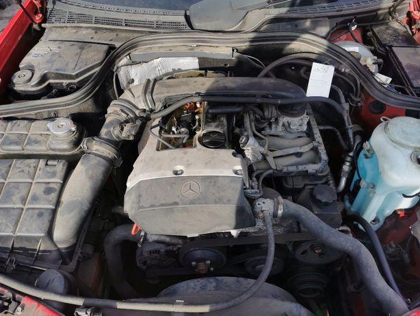 Silnik Mercedes CLK W208 2.0 136KM 111945