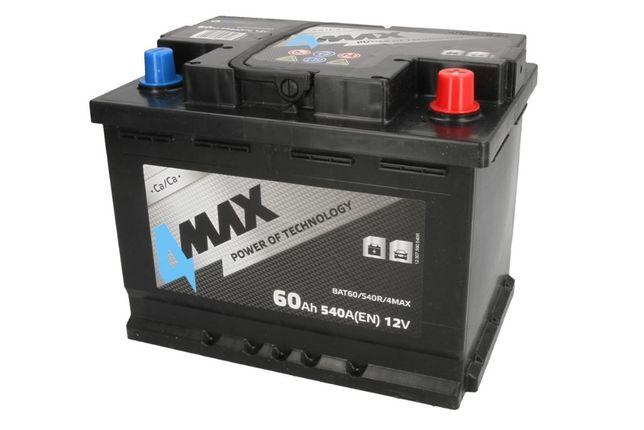 Akumulator 4MAX ECOLINE 60Ah 540A P+ Akumulatory Zgierz