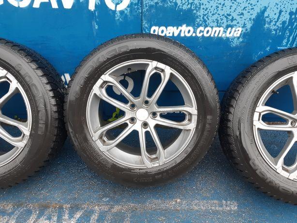 Goauto диски 5/114.3 r18 et40 8j dia67.1 с рез зима нокиан 235 60 купи