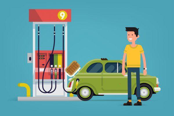 Талоны на Бензин, Дизель и Газ