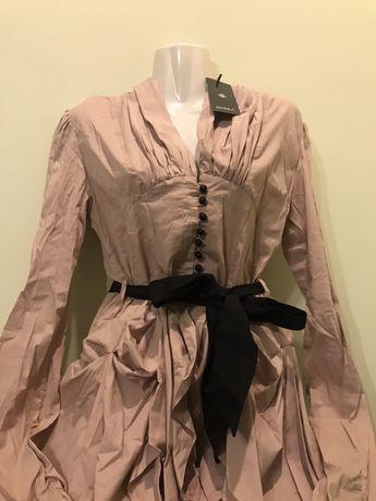 Рубашка - платье новоер М