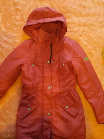Тепла куртка на підлітка