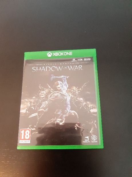 Xbox One - Shadow of War C/Selo Igac