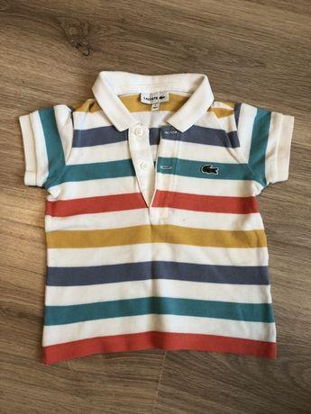Lacoste поло детское, футболка детская