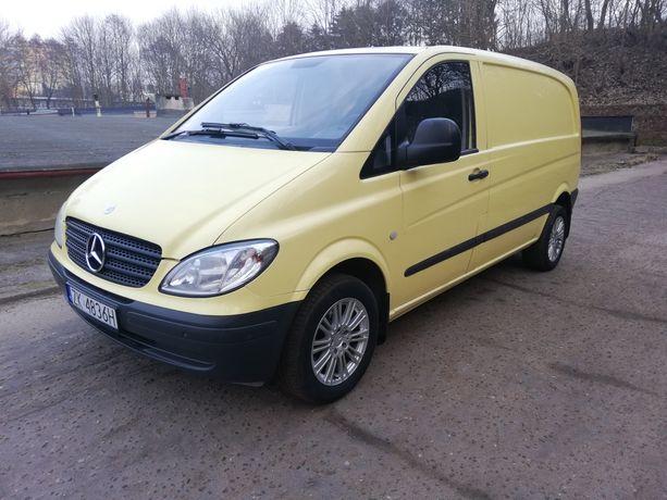 Mercedes Vito 109 CDI Klima Czujniki Parkowania Super Stan