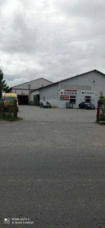 Hala, Magazyn, Hurtownia, Produkcja, 1400 m2 Lublin, ul. Abramowicka
