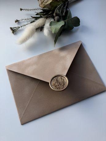 Бархатні конверти