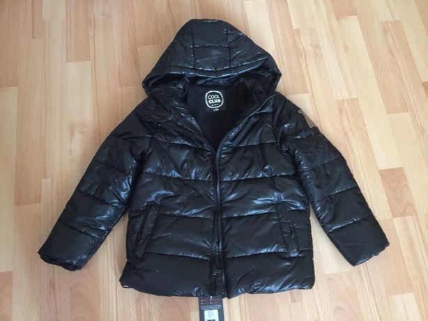 Куртка чорна Cool clab