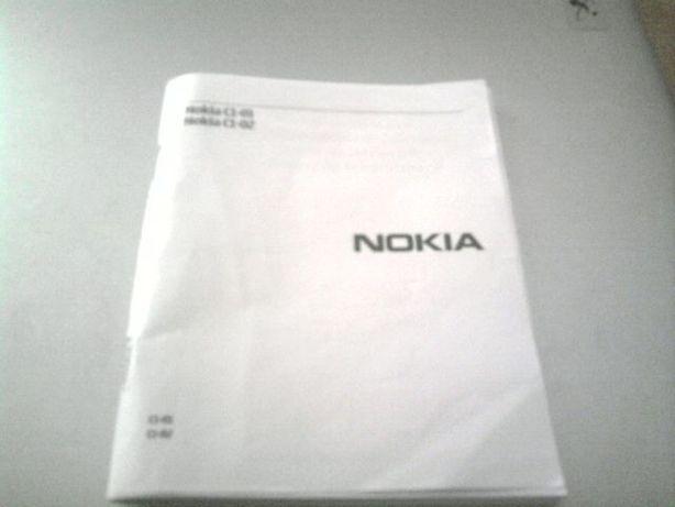 Manual de instruções Nokia C1-01/02
