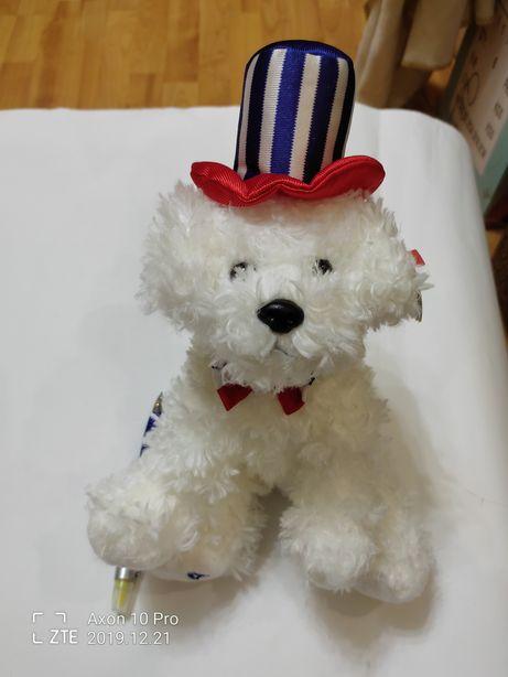 Мягкая игрушка американский пёс