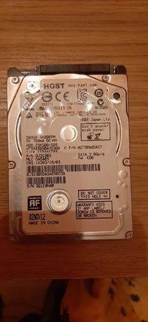 Dysk Twardy Do Laptopa HDD 2.5 cala 500 gb