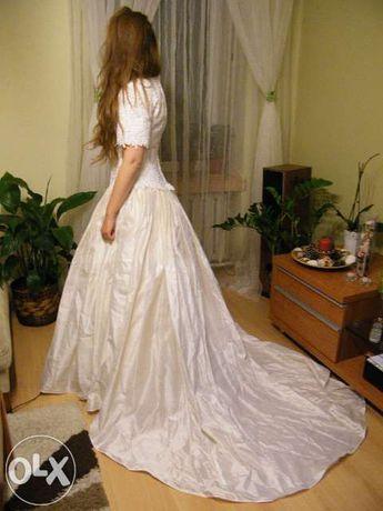 Suknia ślubna , karnawał, halloween.