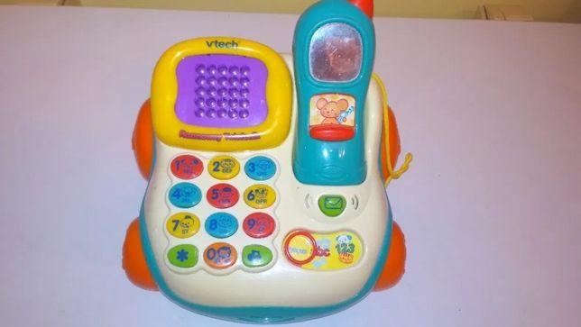 Zabawka interaktywna telefon Vtech