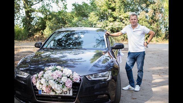 Прокат, Аренда Авто машины Audi A5 с водителем