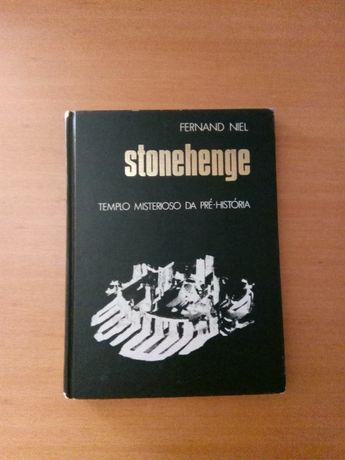 Stonehenge. Templo misterioso da pré-História