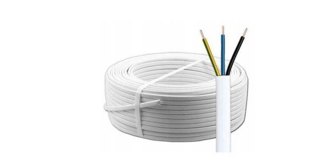 Przewód elektryczny ydyp 3x1,5 - 100 mb