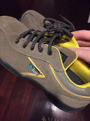 Sapatos biqueira de aço - Siili Safety