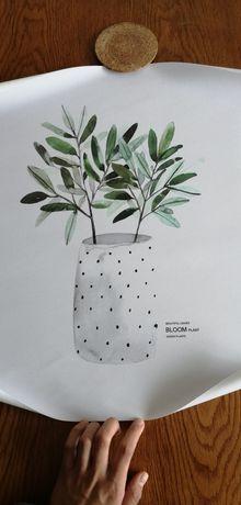 Obraz na płótnie rośliny