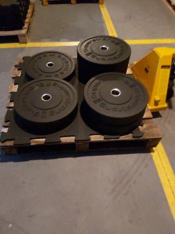 Sztanga 220 cm.+Bumpery 100 kg.Najlepsza cena na rynku