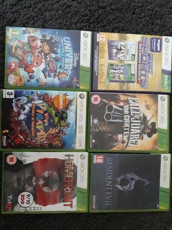Gry na Xboxa 360 szt 15zl