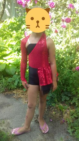 Продам детский танцевальный костюм,для девочки