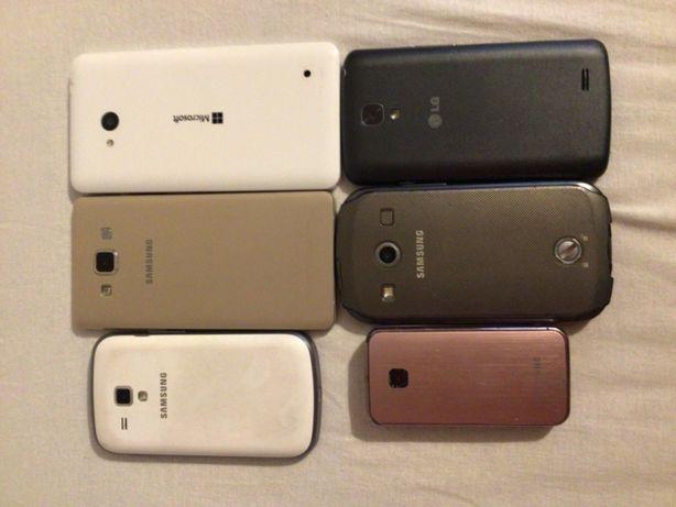 Telefony na cześci
