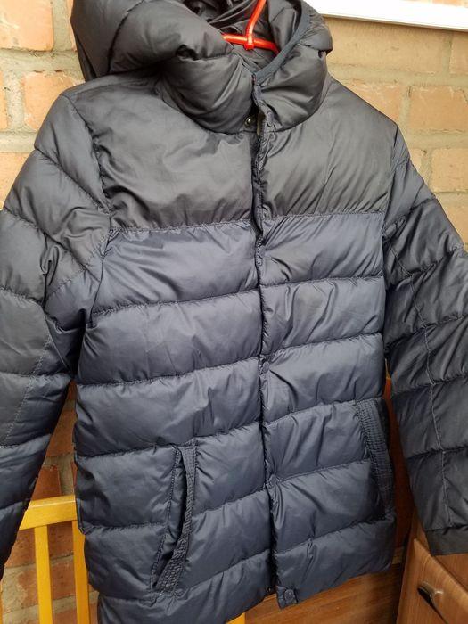Зимняя куртка для мальчика 13-14лет рост  164 1500руб Донецк - изображение 1
