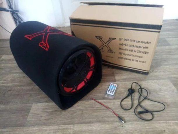 Sound Xplod 350Вт сабвуфер 480х300x280 мм Активный