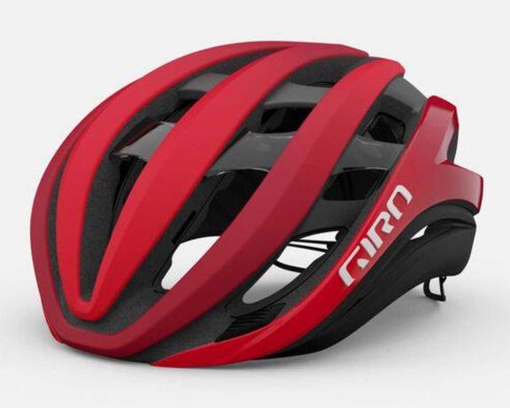 Nowy kask rowerowy Giro Aether Mips r. S 51-55cm szosowy czasowy