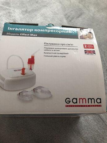 Ингалятор Gamma для лечения бронхитов
