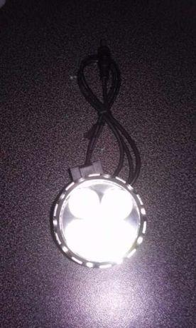 Luzes Led´s de Alumínio 6000 Lumen (Novas)
