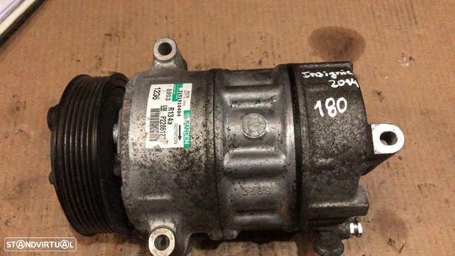 Compressor Ar Condicionado A/C Opel Insignia 2014