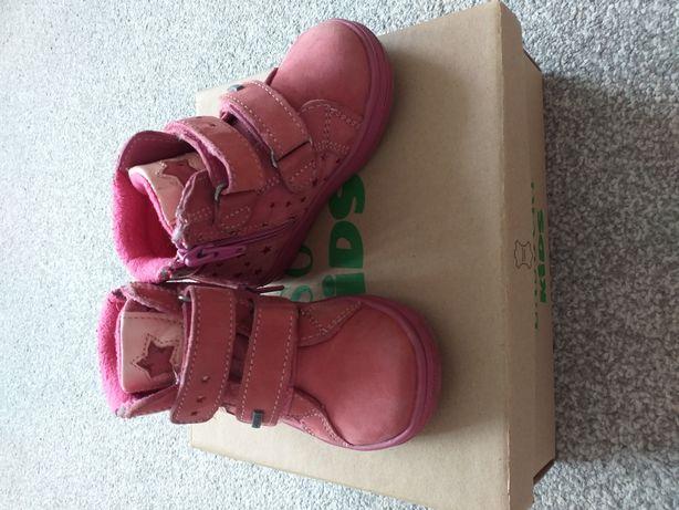 Buty dziecięce jesiennie