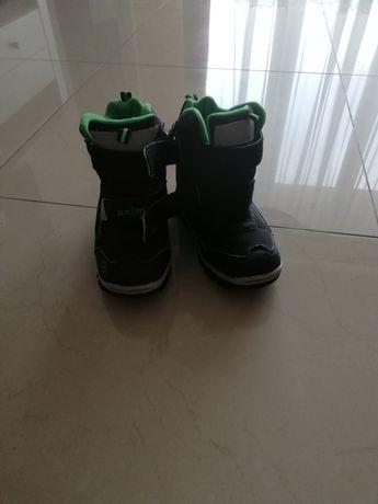 Buty chłopięce zimowe roz. 32