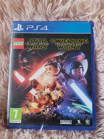 Star wars lego gra na ps4