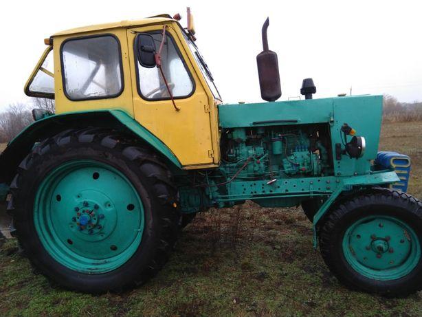 Трактор ЮМЗ 6.