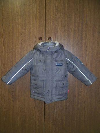 куртка демисезонная,парка,пуховик осень-весна на мальчика 2-3 лет