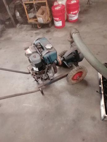 Motor de rega Robin DY 41 alta pressão
