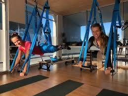 Aero pilates - tecido para treino em suspensão para pilates/yoga