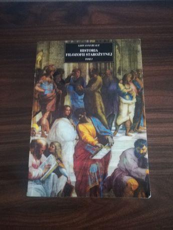 Reale - Historia filozofii starożytnej t.1