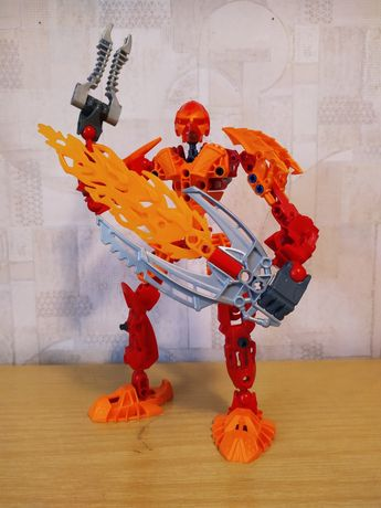 LEGO Bionicle Glatorian ACKAR + GRATIS