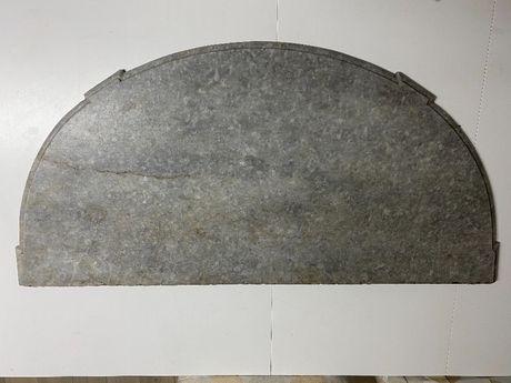 Pedra Mármore semicircular