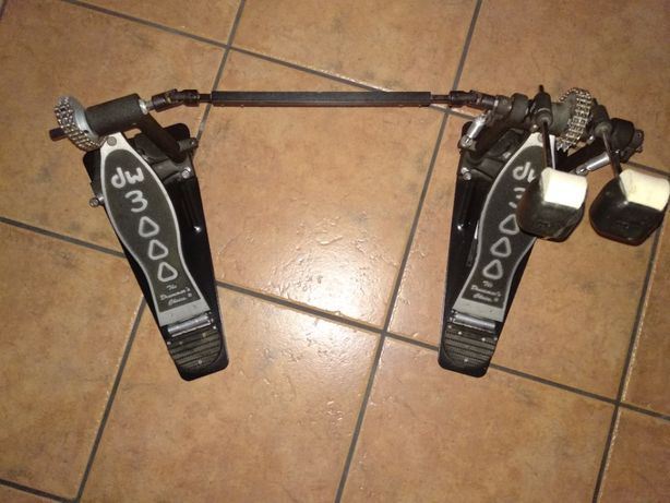 Pedal Duplo DW 3000