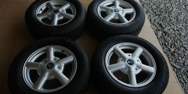 Felgi aluminiowe 5x114,3x16 et 30 Borbet oryginał ! ładne