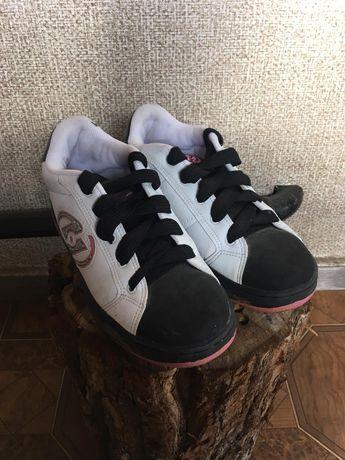 Кроссовки Heelys Style 7230, стелька 24