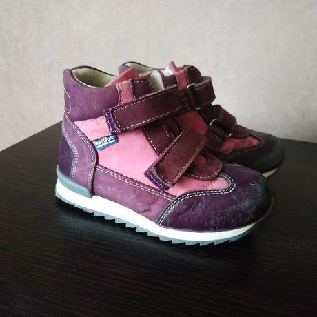 Ортопедические кросовки для девочки 25