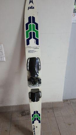 mono ski pilz