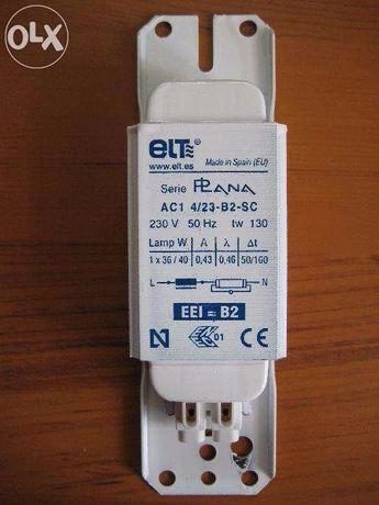 Балласт ELT AC1 4/23-B2-SC 40W 230V