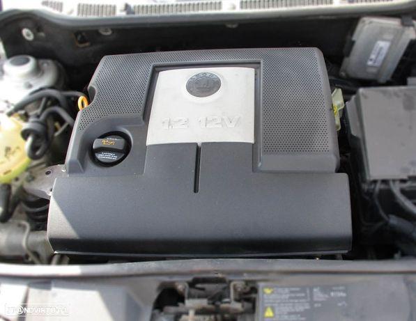 Motor para Skoda Fabia 1.2i 12v 3 cilindros (2005) BME