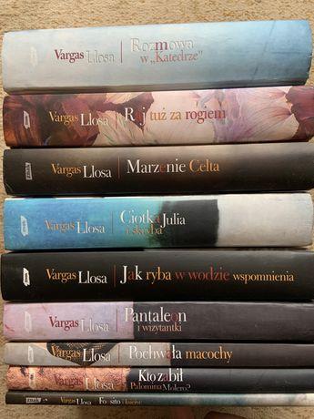 Ksiązki Vargas Llosa